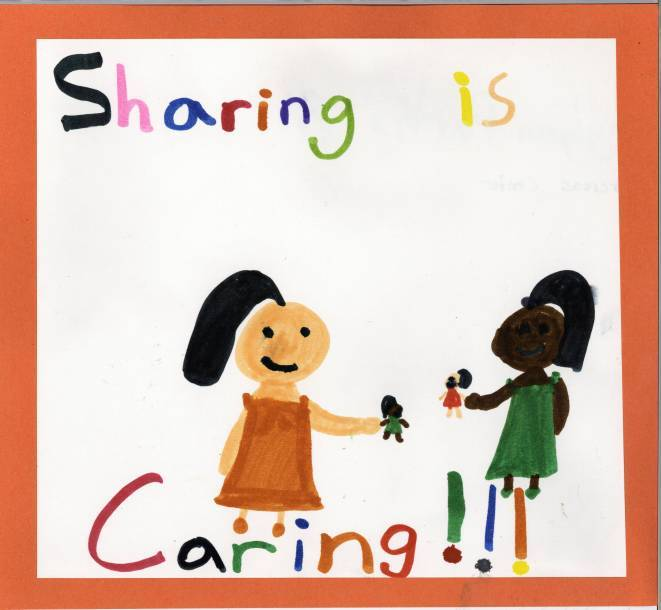 Image result for pictures of sharing