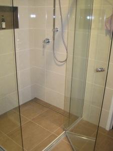 Shower - door open