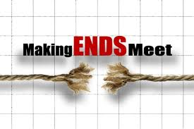 Image result for making ends meet