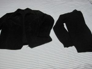 Jacket & cardigan