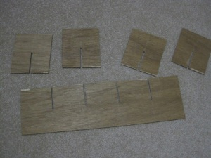 Plywood dividers