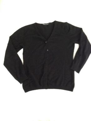 04 Black cardigan