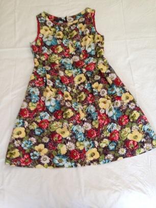 16 Multi-colour dress